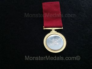 MINIATURE REGIMENTAL SERVICE MEDAL (COMMEMORATIVE)